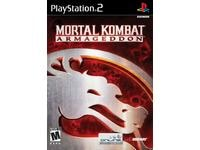 Mortal Kombat Armagedon - PS2 Game