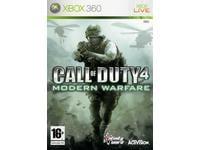 Call of Duty 4 - Modern Warfare - Xbox 360 Game
