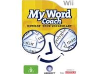 Used: My Word Coach - Wii
