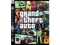 PS3 Used Game: Grand Theft Auto IV