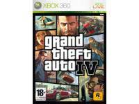 Grand Theft Auto 4 - Xbox 360 Game