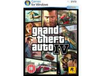 Grand Theft Auto 4 - PC Game