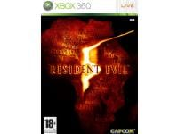 Used : Resident Evil 5 - Xbox 360