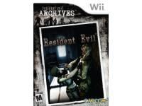 Resident Evil Archives - Wii Game
