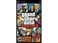 Used: GTA Chinatown Wars - PSP