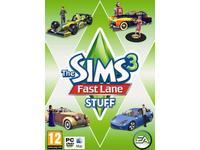 The Sims 3 Fast Lane Stuff  - PC Game
