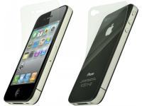 Μεμβράνη οθόνης iPhone 4/4s - Power Support Combo - 3 τεμ