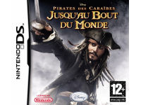 Used: Pirates of the Carribean 3: At World's End - Nintendo DS