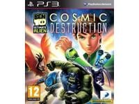 Ben 10 - Ultimate Alien - Cosmic Destruction - PS3 Game