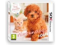 Nintendogs & Cats - Toy Poodle Edition - 3DS/2DS Game