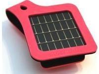 Suntrica Solar Strap SS-W204 - Ηλιακός φορτιστής - Κόκκινο