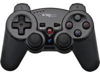 BigBen PS3PADMETALBT