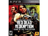 Used : Red Dead Redemption: Game Of The Year Edition - PS3