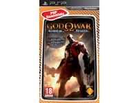 God of War Ghost Of Sparta Essentials - PSP Game