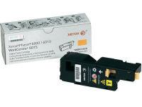 Τόνερ Κίτρινο Xerox 106R01629 toner Yellow Low Capacity