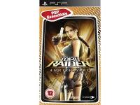 Tomb Raider Anniversary Essentials - PSP Game
