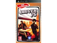 Driver 76 Essentials - PSP Game