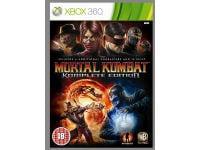 Mortal Kombat: GOTY - Komplete Edition - Xbox 360 Game