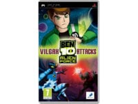 Ben 10: Alien Force Vilgax Attacks Essentials - PSP Game