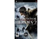 Medal of Honor Heroes 2 Essentials- PSP Game