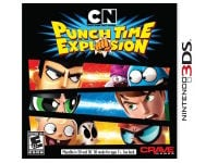 Cartoon Network: Punch Time Explosion - 3DS/2DS Game