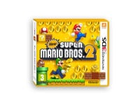 Used : New Super Mario Bros 2 - 3DS