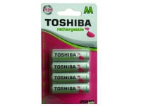 Μπαταρία Επαναφορτιζόμενη Toshiba AA 2000mAh BP4