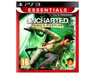 Uncharted: Drake's Fortune - Essentials - PS3 Game