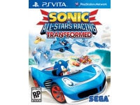 Sonic & All-Stars Racing Transformed - PS Vita Game