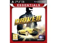 Driver: San Francisco Essentials - PS3 Game