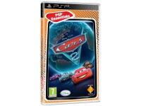 Cars 2 Essentials - PSP Game