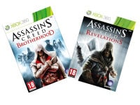 Assassin's Creed: Brotherhood & Assassin's Creed: Revelations - Xbox 360 Game