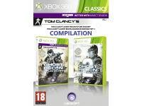 Ghost Recon Advanced Warfighter 2 & Future Soldier - Xbox 360 Game