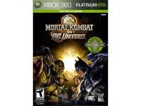 Mortal Kombat VS DC Universe  Classics - Xbox 360 Game