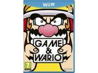 Game & Wario - Wii U Game