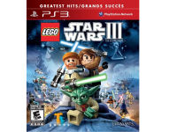 LEGO Star Wars III: The Clone Wars - Classics - PS3 Game