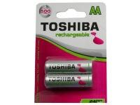 Toshiba  Rechargeable AA 2400mAh BP2 - Μπαταρία Ni-MH - 2400 mAh