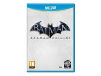 Batman: Arkham Origins - Wii U Game