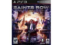 Saints Row IV - PS3 Game