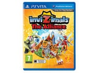 Invizimals: The Alliance - PS Vita Game