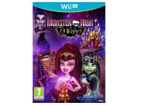 Monster High: 13 Wishes - Wii U Game