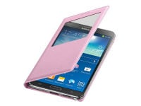 Θήκη Samsung Galaxy Note 3 - Samsung S-View Cover EF-CN900B Ροζ