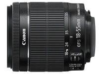 Canon EF-S 18-55mm f/3.5-5.6 IS STM - Canon DSLR Lens