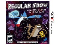 Regular Show - 3DS/2DS Game