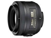 Nikon Lens AF-S DX Nikkor 35mm f/1.8G - Φωτογραφικός Φακός