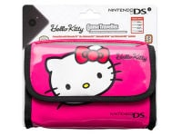 Hello Kitty HK 520 - Θήκη Μεταφοράς Nintendo 3DS - Ροζ