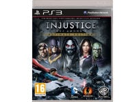 Injustice: Gods Among Us - Ultimate Edition - PS3 Game