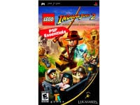 LEGO Indiana Jones 2: The Adventure Continues - Essentials - PSP Game