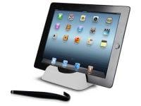 Βάση Στήριξης Tablet Universal & Stylus - SBS Desk Holder Standy EM0TDH11W Λευκό