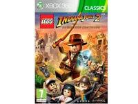 LEGO Indiana Jones 2 Classics - Xbox 360 Game
